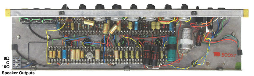 the vox showroom vox top boost circuit a look under the hood rh voxshowroom com Vox AC30 Back Vox AC30 Back