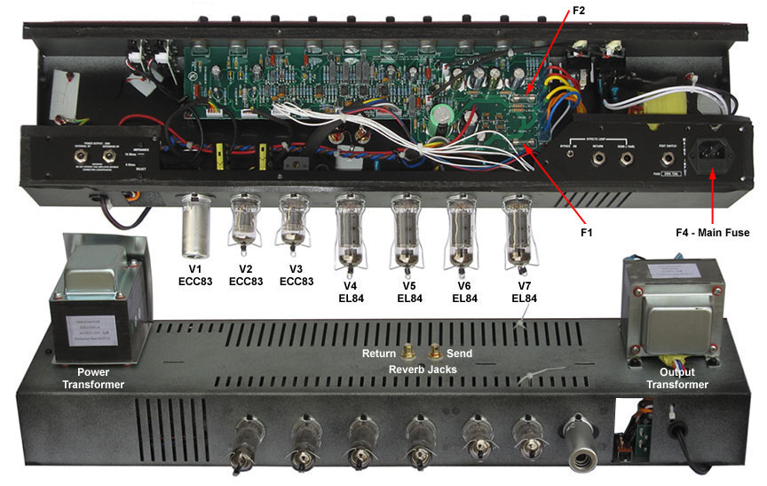 the vox showroom vox ac30c2 amplifier a look under the hood rh voxshowroom com Vox AC50 Vox AC50