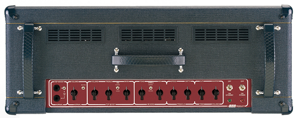 The VOX Showroom - The Vox AC-30CC2 Amplifier Vox Ac Cc Schematic on