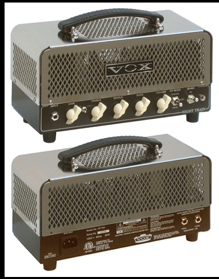 the vox showroom nt15h vox night train 15 amplifier v112nt enclosure. Black Bedroom Furniture Sets. Home Design Ideas