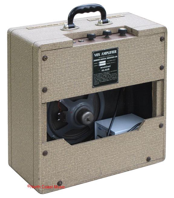 The VOX Showroom - Vox AC-4 Amplifier