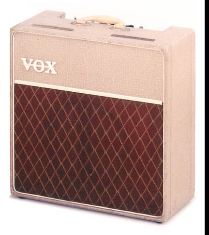 The Vox Showroom Vox Ac 10 Amplifier