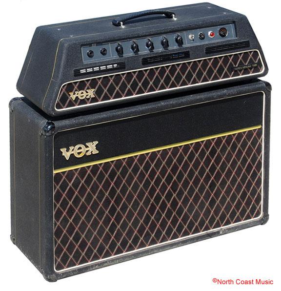 The VOX Showroom - Vox AC-10SRT Amplifier