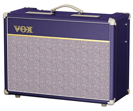 the vox showroom the vox ac15c1 limited edition amplifiers. Black Bedroom Furniture Sets. Home Design Ideas
