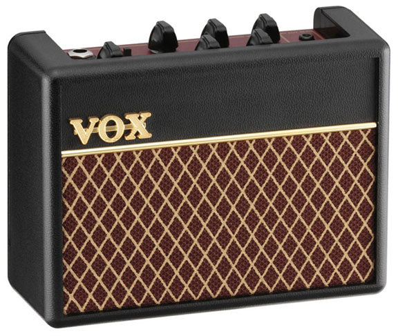 The Vox Showroom Vox Ac1rv Amplifier And Mini Amp Stand