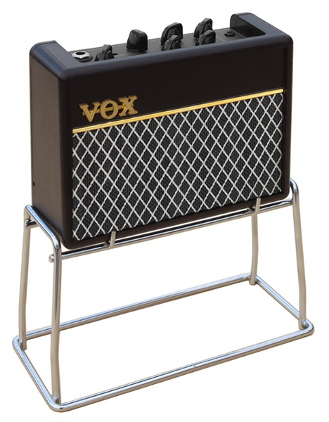 the vox showroom vox ac1rv bass amplifier and mini amp stand. Black Bedroom Furniture Sets. Home Design Ideas
