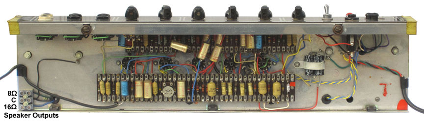 [SCHEMATICS_48ZD]  The VOX Showroom - Vox AC-30/6 Chassis - A Look Under the Hood   Vox Ac30 Wiring      The VOX Showroom
