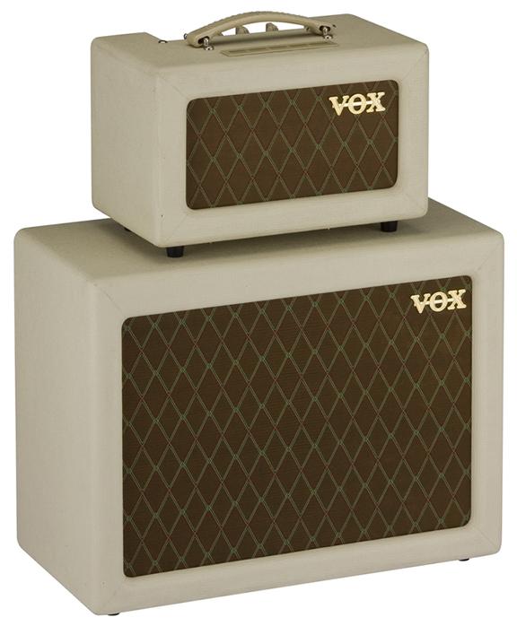 The VOX Showroom - Vox AC4TVH and V112TV Amplifier