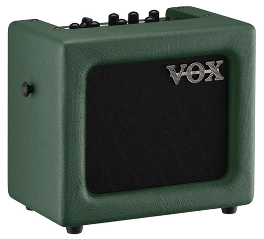 the vox showroom the vox mini3 classic and mini3 amplifiers. Black Bedroom Furniture Sets. Home Design Ideas