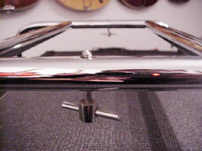 The Solid State Foundation Bass Trolley Mount