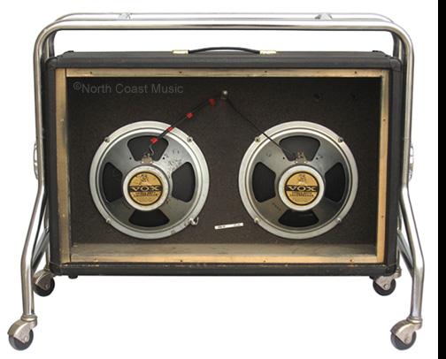 The VOX Showroom - Vox Berkeley Speaker Cabinets and Trolley