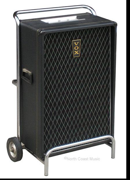 Vox bass amps vintage New Vintage
