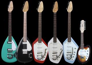 dating guitars vox