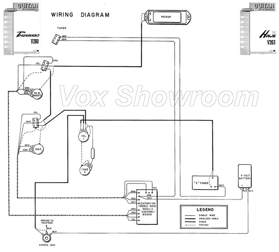 65 pontiac wiring diagram vox wiring diagram #4