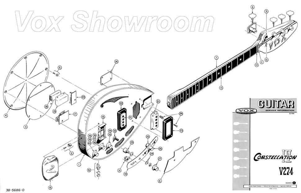 the vox showroom