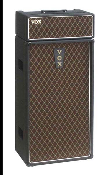 Vox T100 (AC-100 Bass) Speaker Cabinets and AC-100 Mk I Head ...