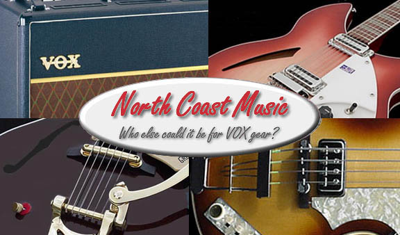 Click here to enter North Coast Music!