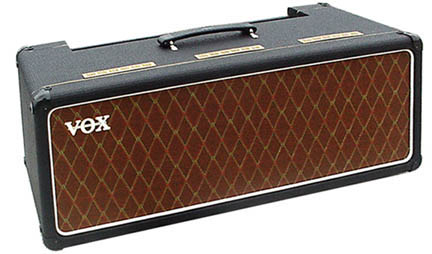 The VOX Showroom - Vox AC-30/4 (Four Input) Guitar Amplifier